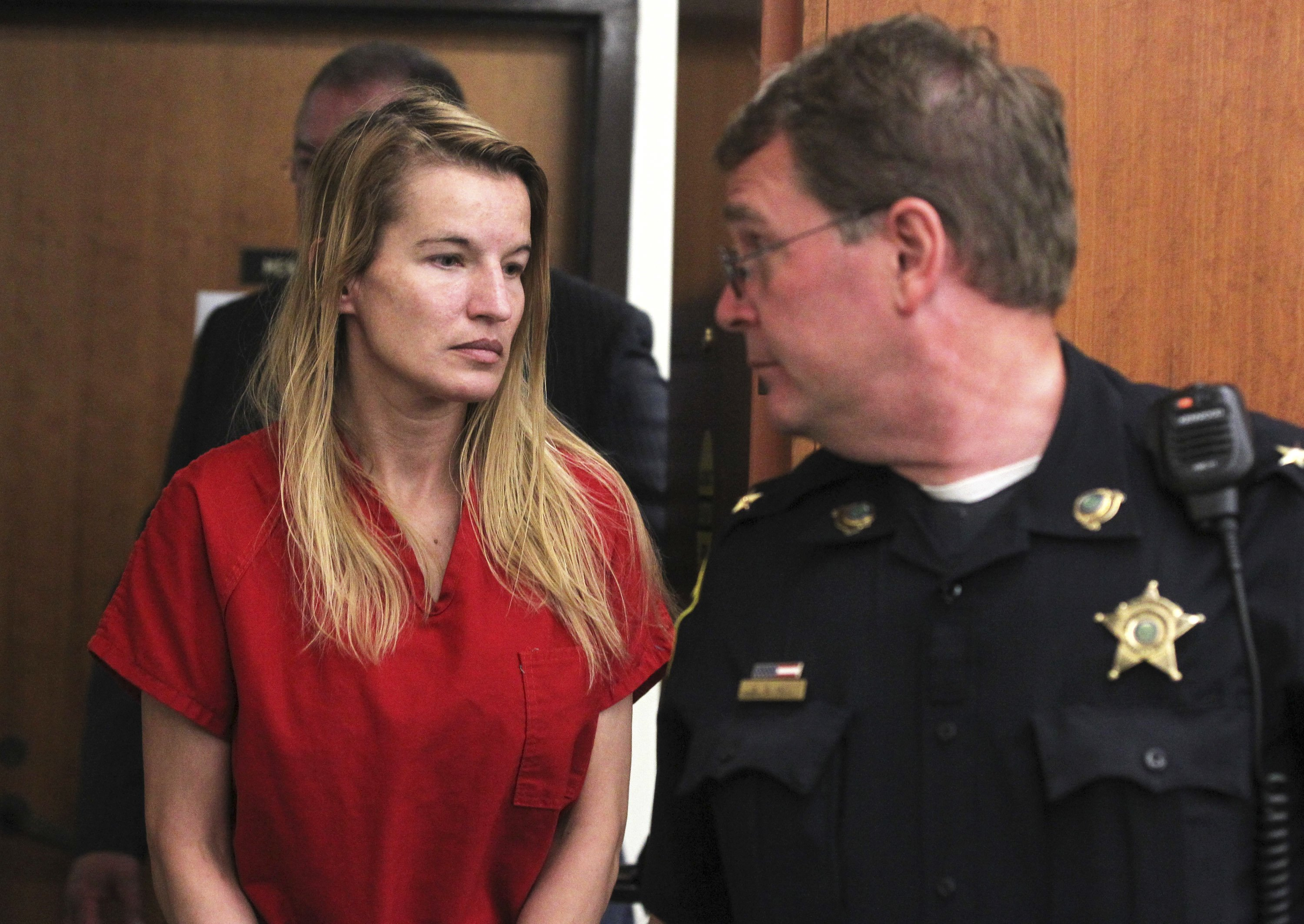 Woman who killed social worker, 3 relatives faces sentencing