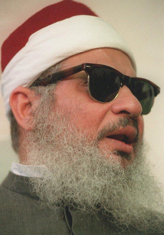 Some involved in Omar Abdel-Ra...