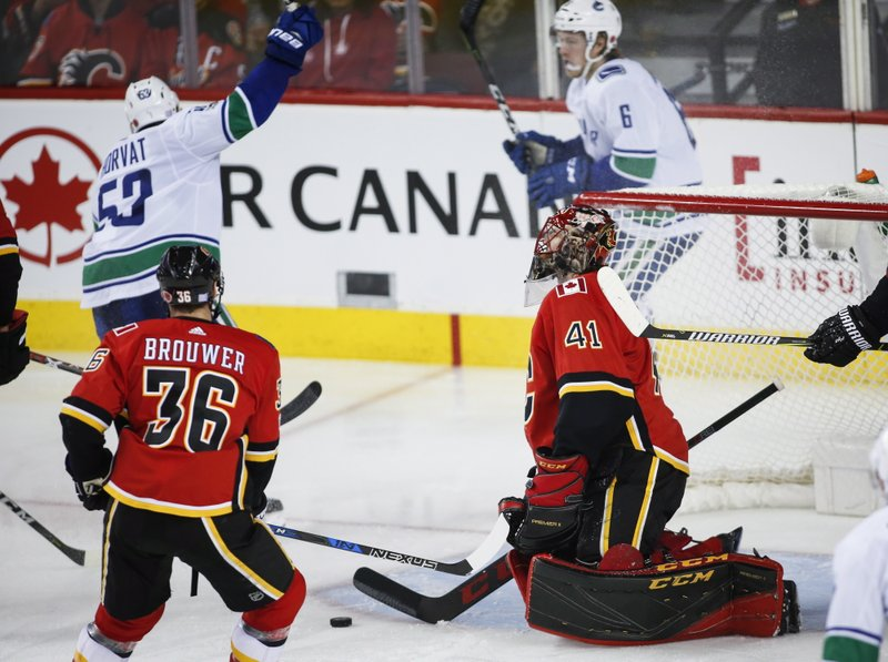 Mike Smith, Bo Horvat