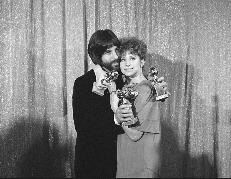 Jon Peters, Barbra Streisand
