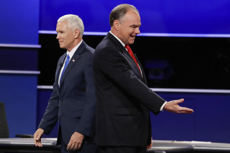 Debate Takeaways: Kaine challenges Pence to defend Trump