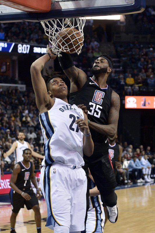Willie Reed, Deyonta Davis