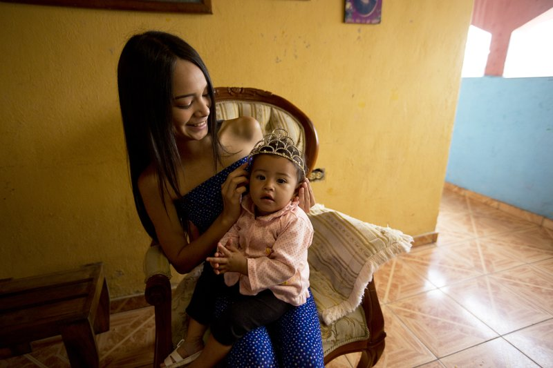 Venezuelan Scientist Offers Reality >> In Embattled Venezuela Beauty Offers Ladder Out Of Poverty