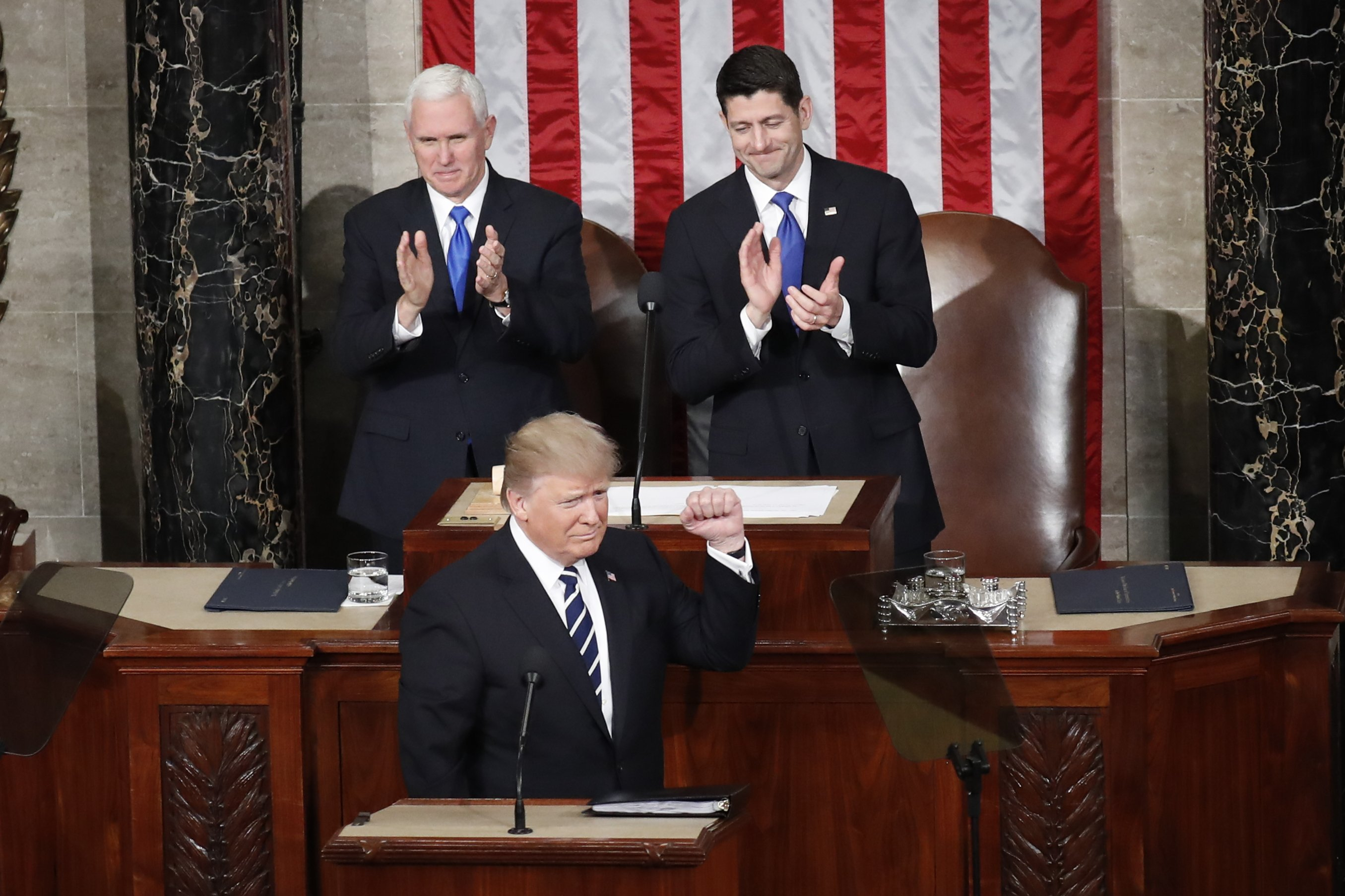 AP FACT CHECK: Trump presidency creates an alternate reality