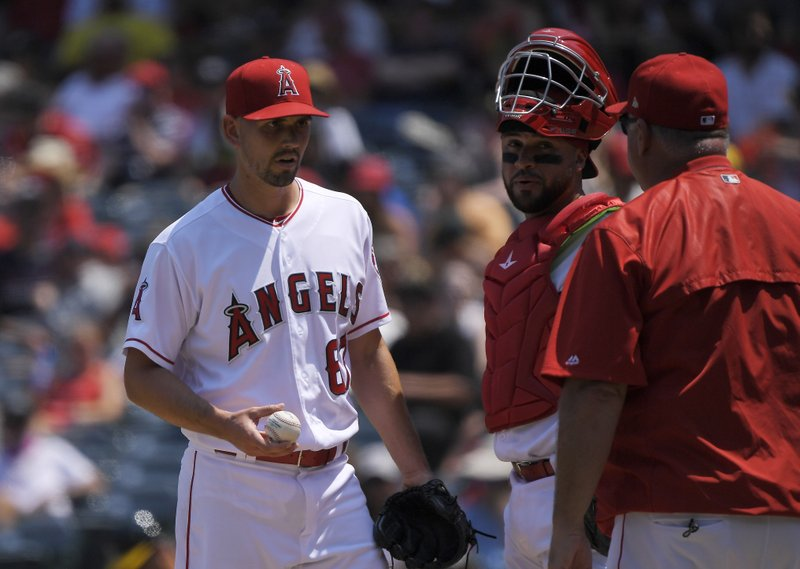 Taylor Cole, Mike Scioscia, Francisco Arcia