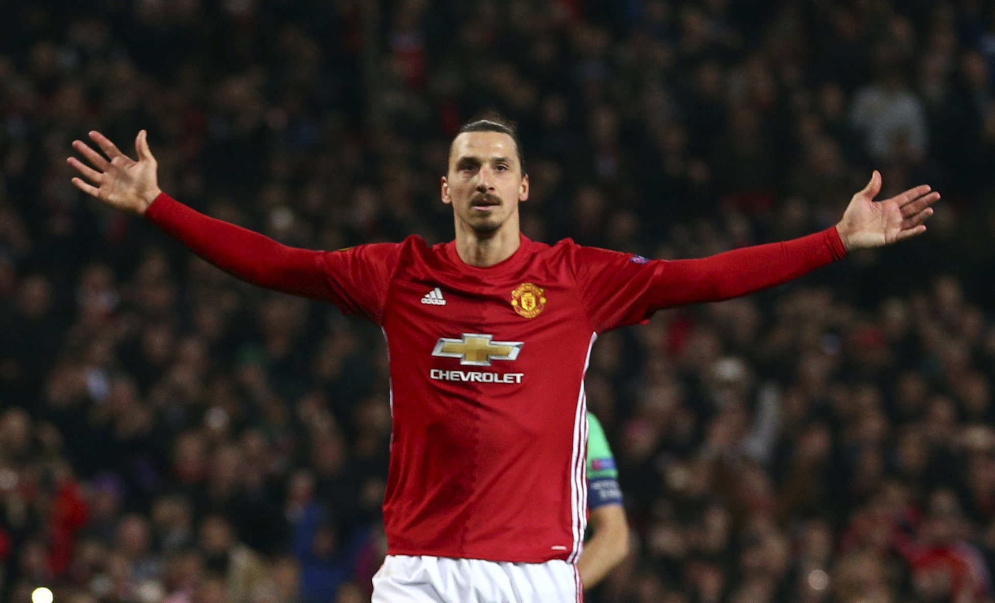 Image result for ibrahimovic man utd