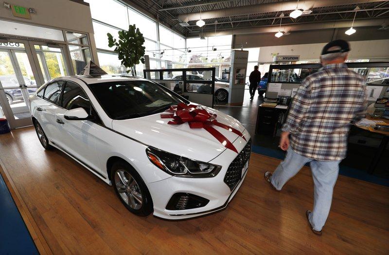 2018 Hyundai Sonata, buyer