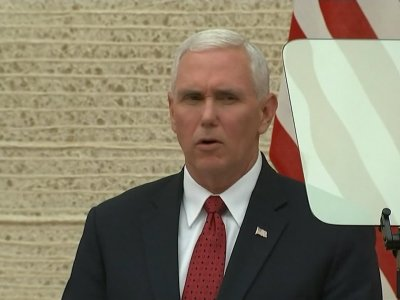 Pence to Japan: 'We Are With You 100 Percent'