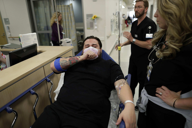 Has flu season, in full swing, reached its height?