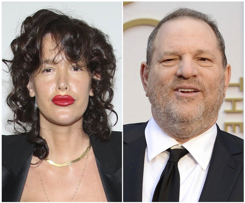 Paz de la Huerta, Harvey Weinstein