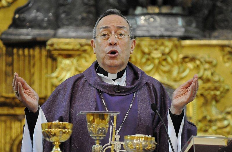 Cardinal Oscar Andres Rodriquez Maradiaga