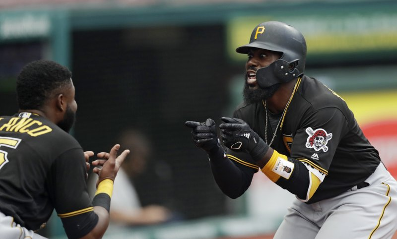 Josh Harrison, Gregory Polanco