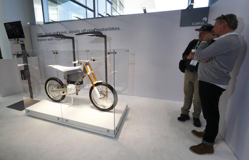 Cake Kalk bicycle