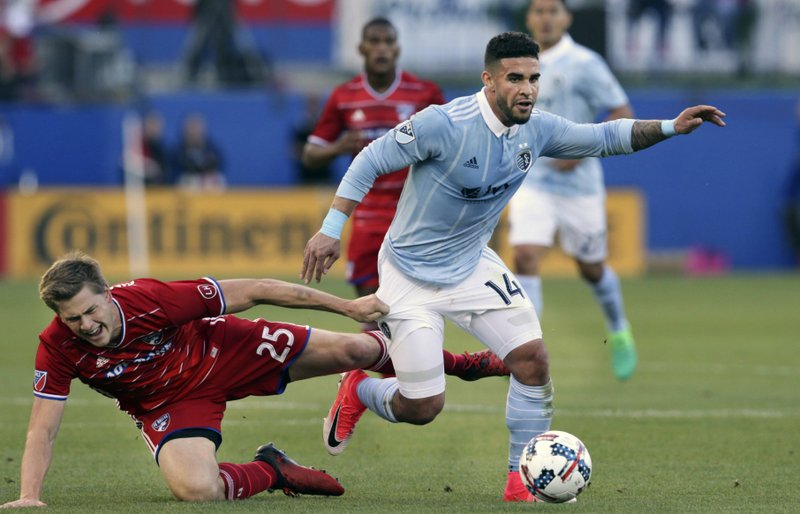 Dom Dwyer, Walker Zimmerman