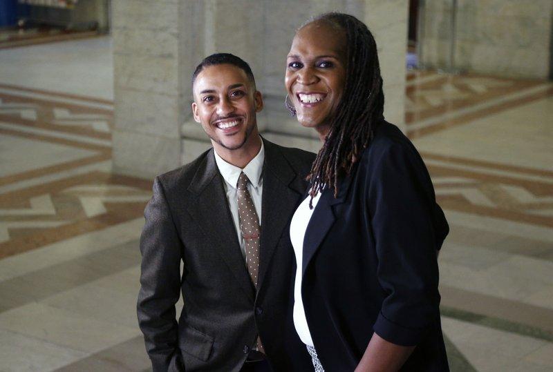 Phillipe Cunningham, Andrea Jenkins