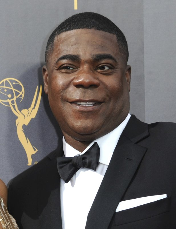 Megan Wollover, Tracy Morgan