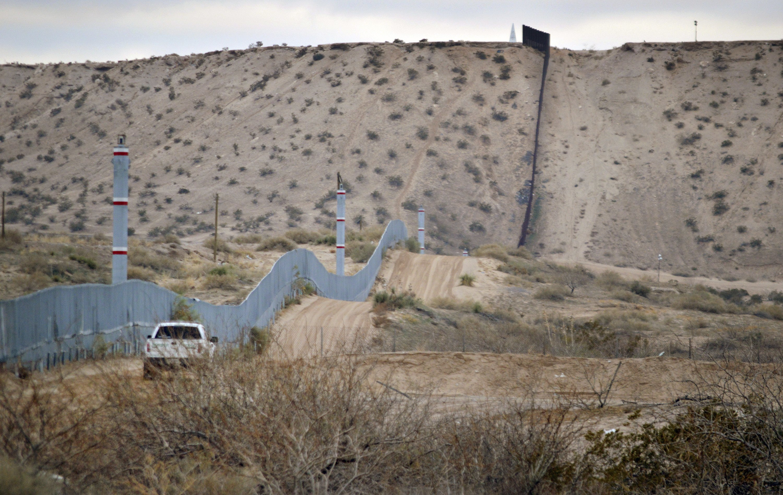 APNewsBreak: Barely half of illegal border crossers caught