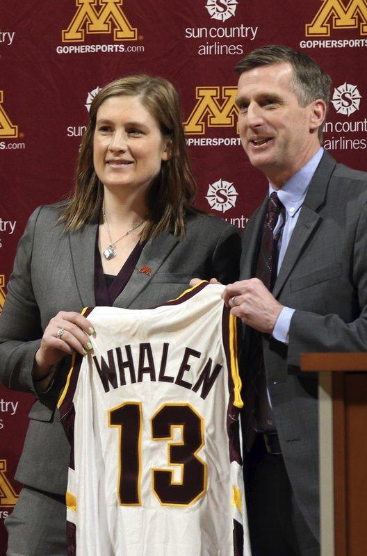 Lindsay Whalen, Mark Coyle