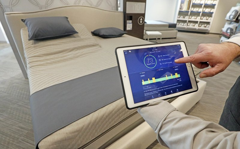 Zzzzzz: Sleep gadgets adjust if you're restless _ or snoring