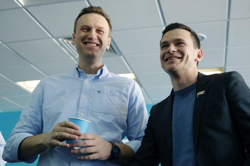 Alexei Navalny, Ilya Yashin