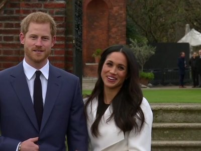 Royal experts discuss 'absolutely brilliant' Harry engagement
