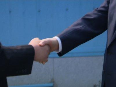 Historic Summit Paves Way for U.S. Korea Meeting