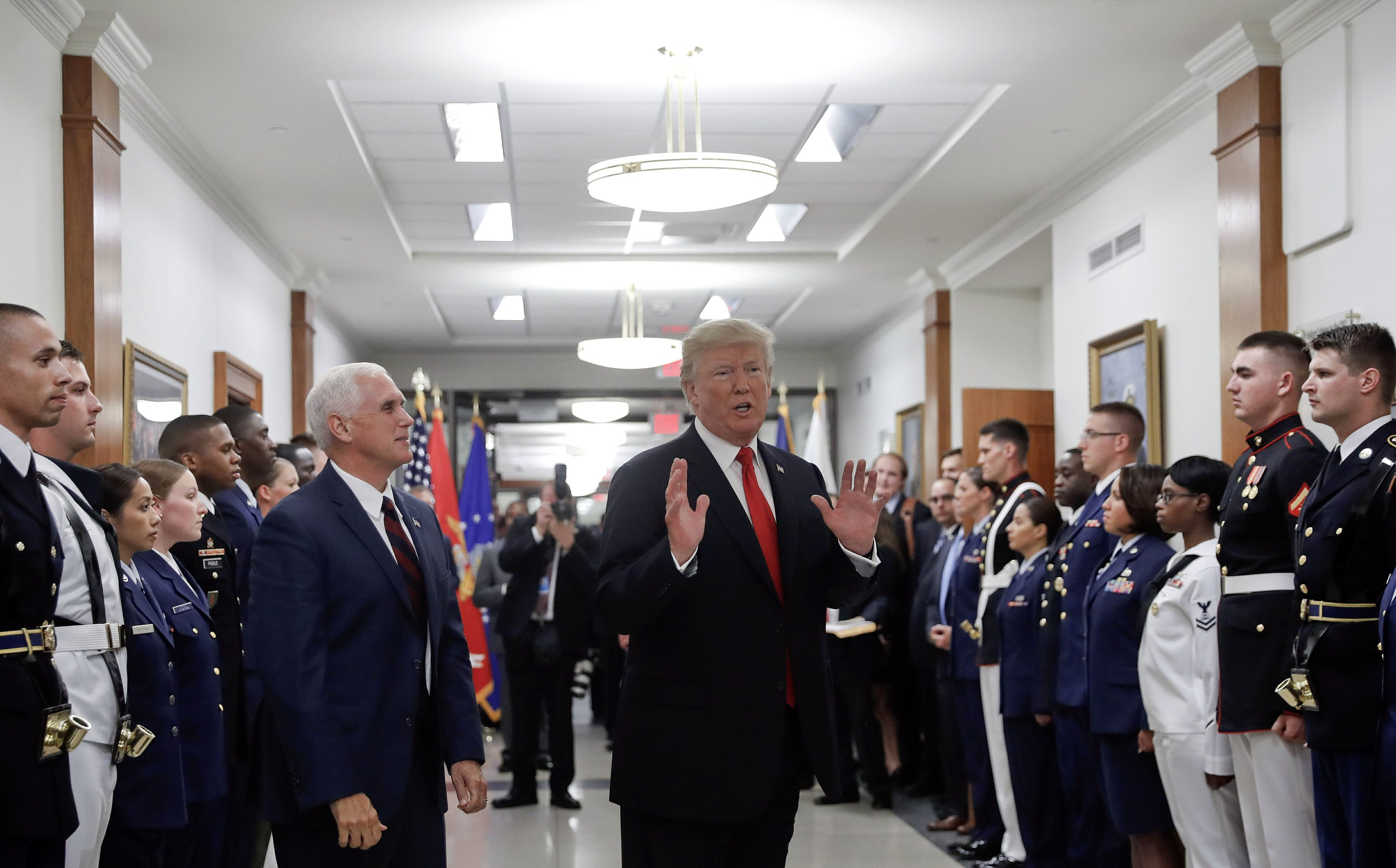 Trump's nuclear strategy seeks new weapons to counter Russia