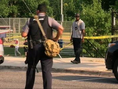 Congressman, Officers Shot at Baseball Practice