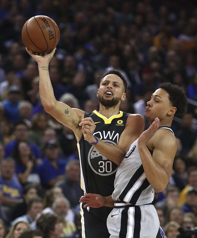 Stephen Curry, Bryn Forbes