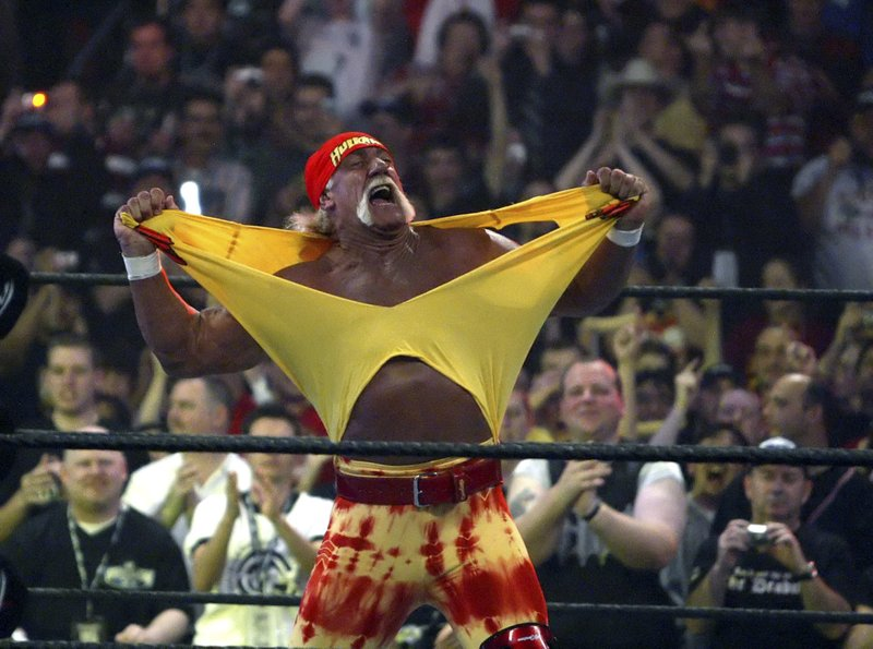 Hulk Hogan wants back in WWE, WWE remains