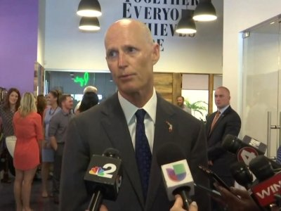 Florida Gov. on Irma: 'You've Got to be Ready'