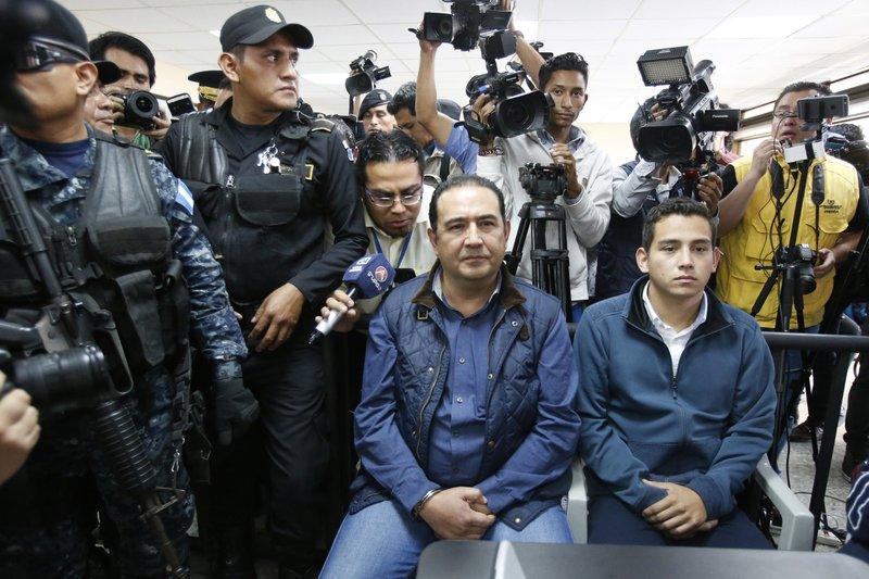 Jose Manuel Morales Marroquuin,Samuel Everardo Morales