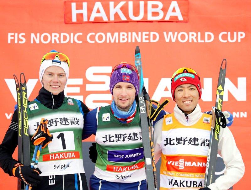 Jan Schmid, Kristjan Ilves, Akito Watabe