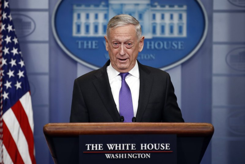 Mattis vows DREAMers serving in military will not be deported