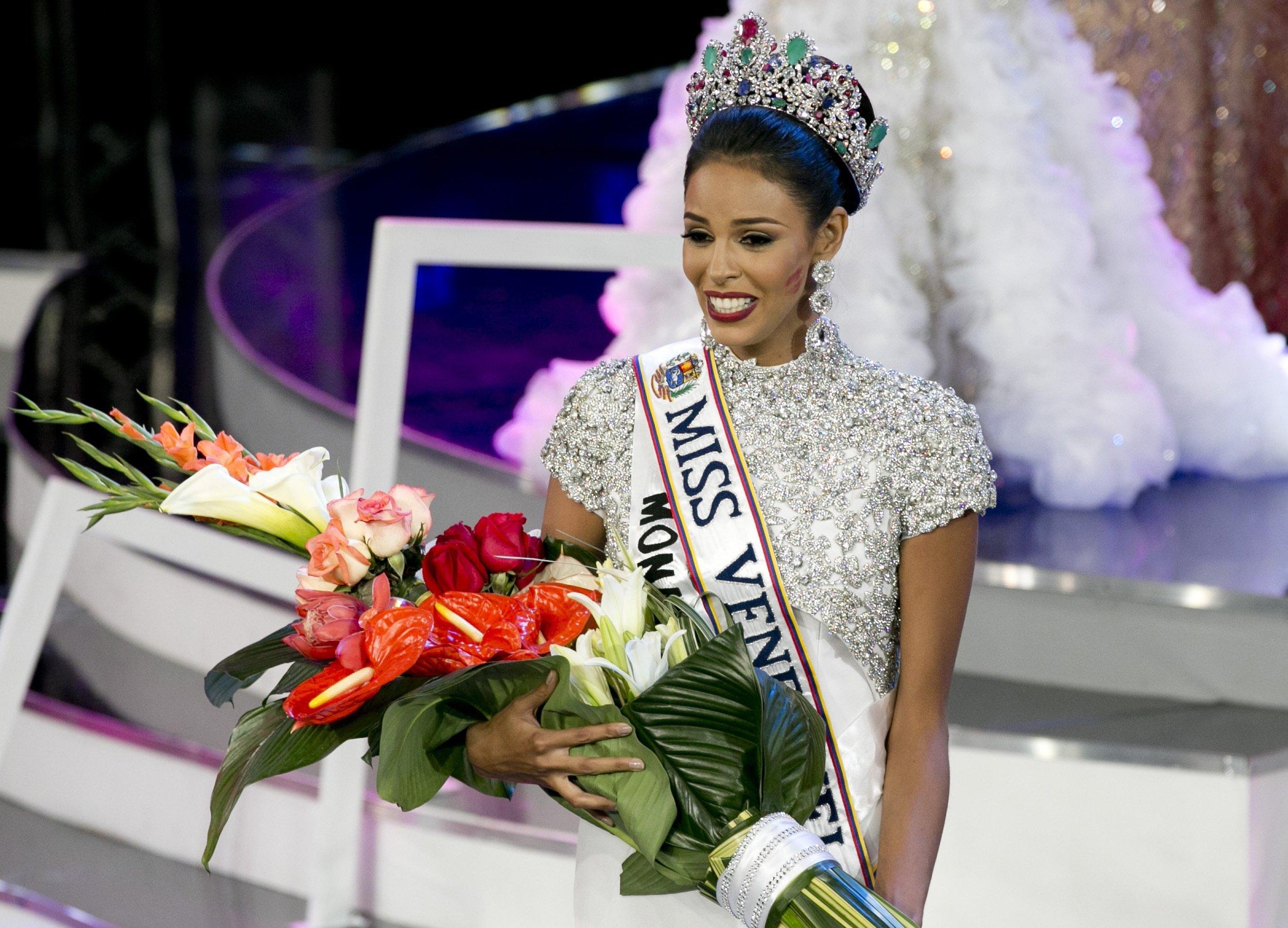 Una ingeniera mecánica de 23 años es la nueva Miss Venezuela