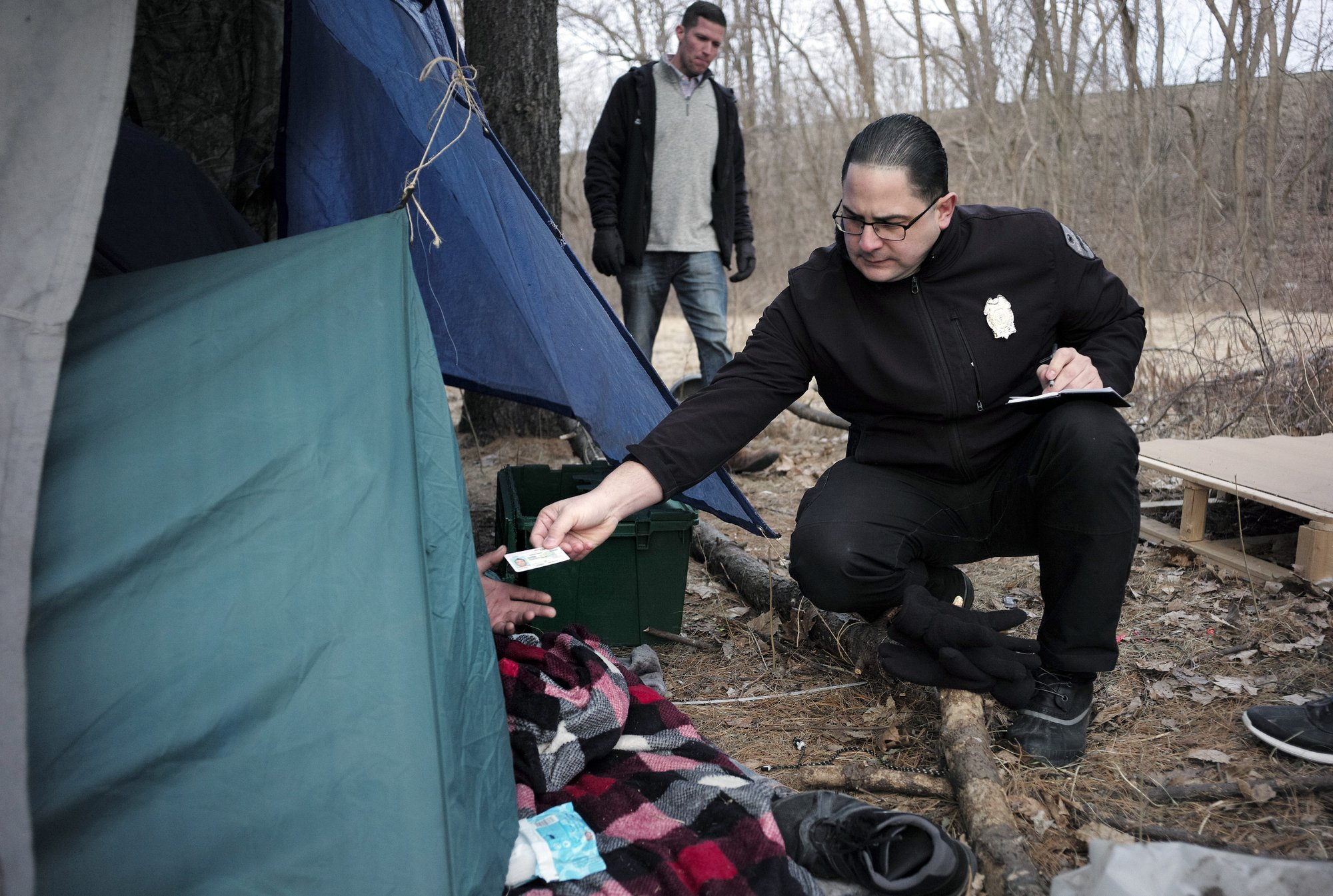 Communities reach out to homeless as liver disease surges