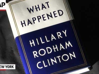Clinton Wonders 'What Happened' in New Book