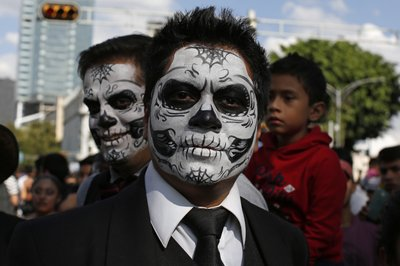 halloween zombies movies changing mexico s day of the dead