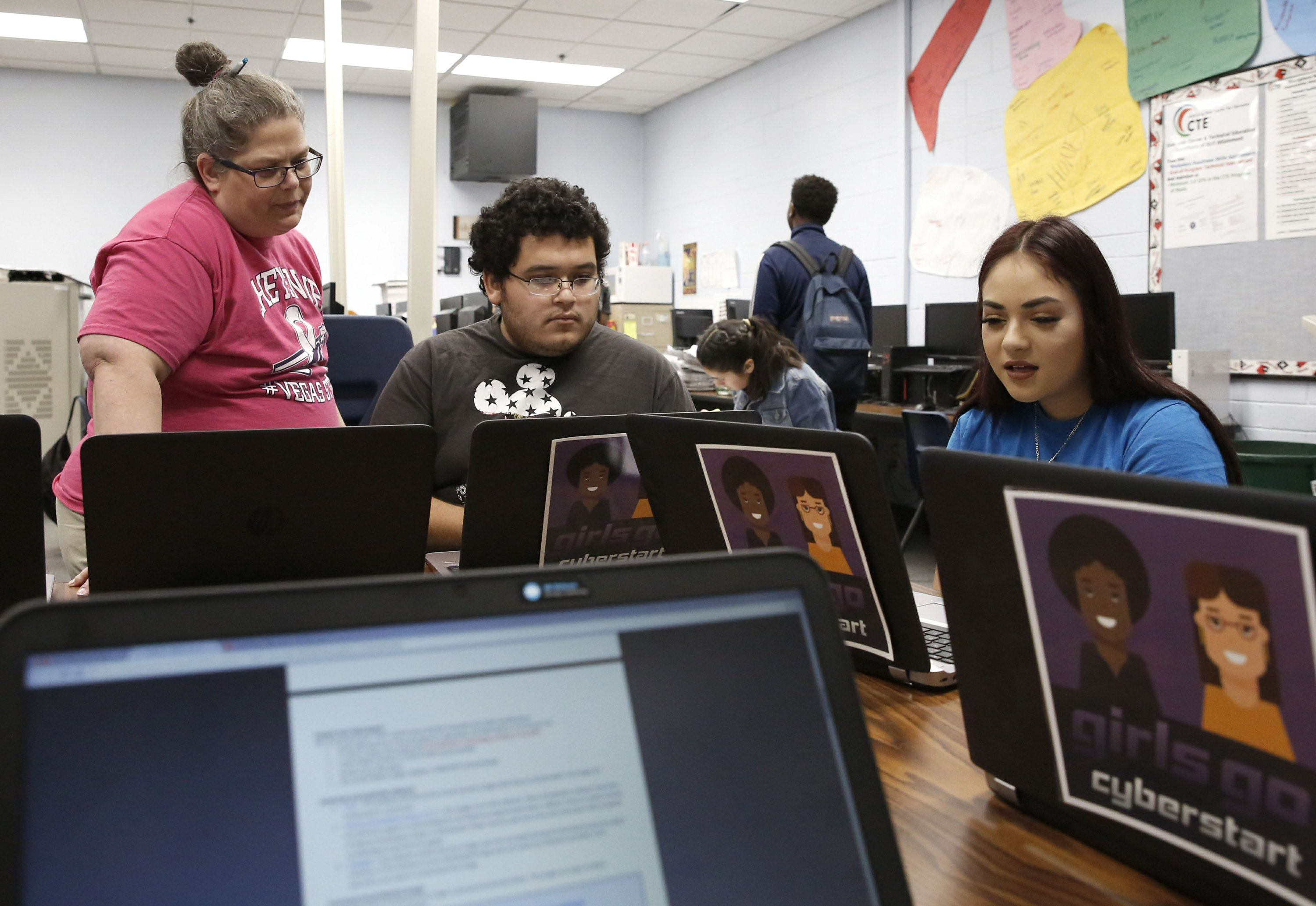 Cybersecurity education growing in Nevada as risks increase