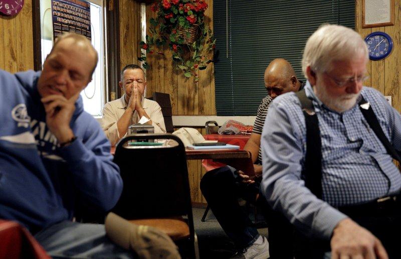 Jerry Jacobs, Rick Lovett, Walker Davis, Jerry Batten