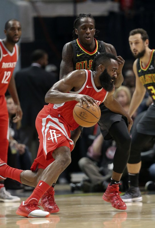 James Harden, Taurean Prince
