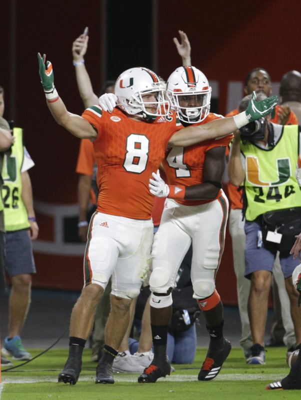Braxton Berrios, Jeff Thomas