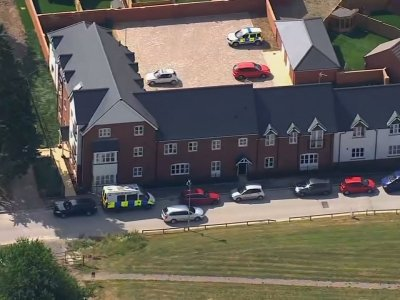 'Unknown Substance' Sickens Two in UK
