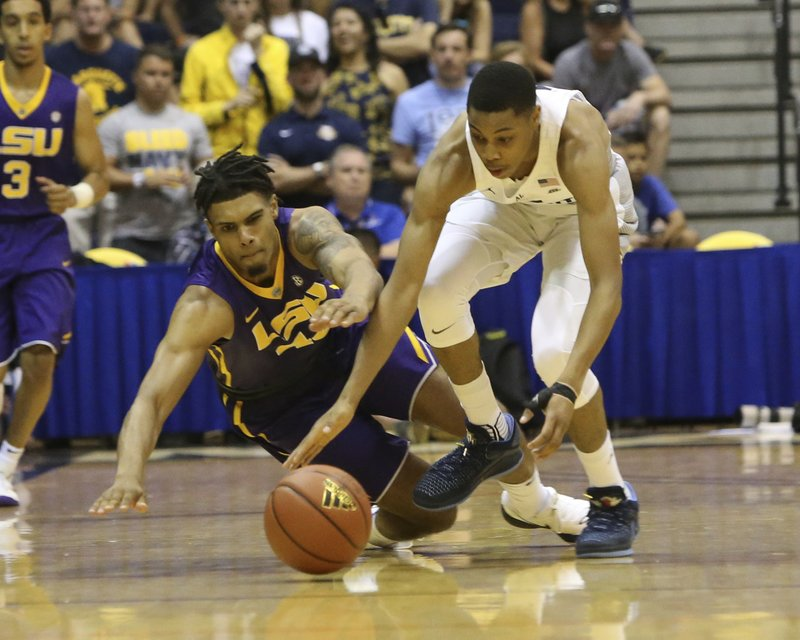 Marquette beats LSU 94-84 for third in Maui