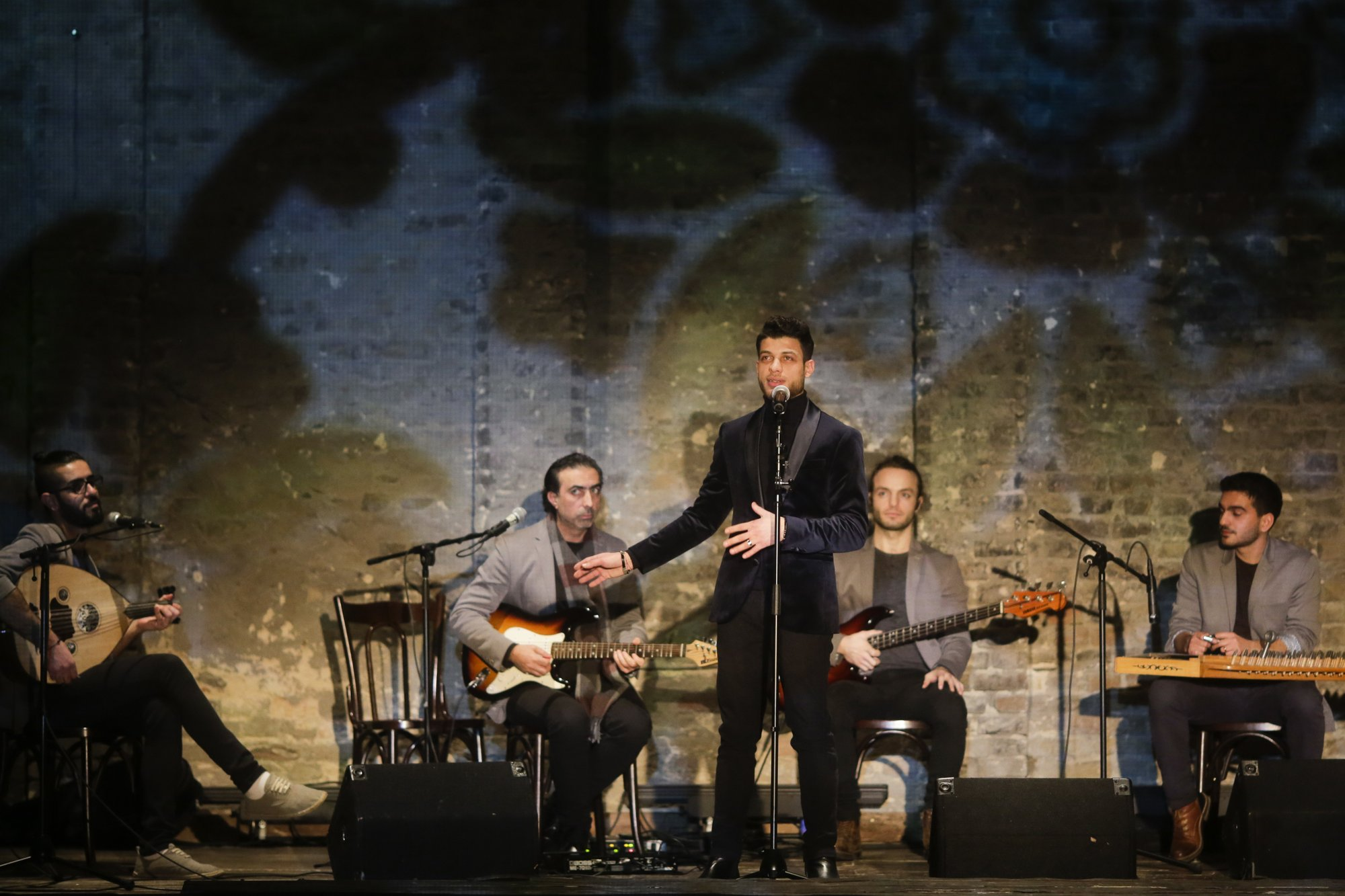 Syrian band brings music of Aleppo to Berlin