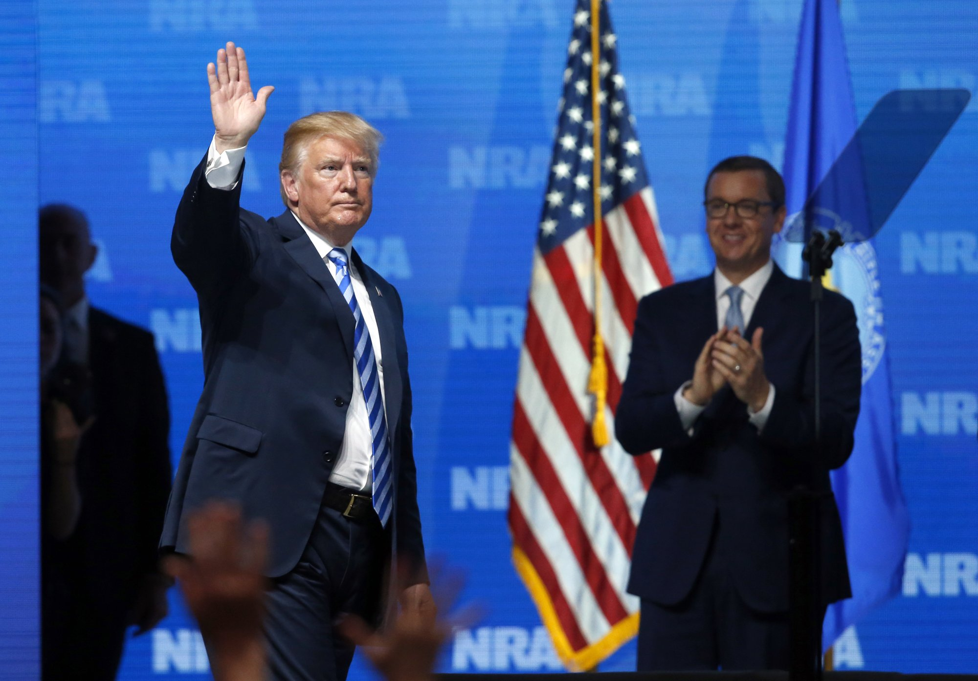 France slams Trump for remarks on guns and Paris attacks