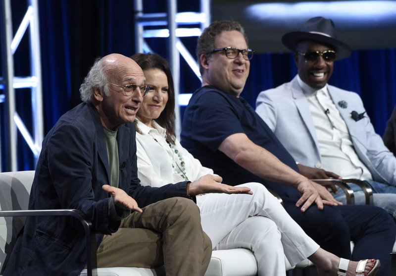 Larry David, Susie Essman, Jeff Garlin, J.B. Smoove