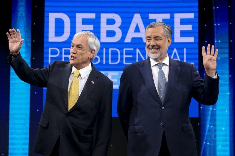 Sebastian Pinera, Alejandro Guillier