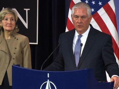 Tillerson Denies Reports Trump Will Fire Him