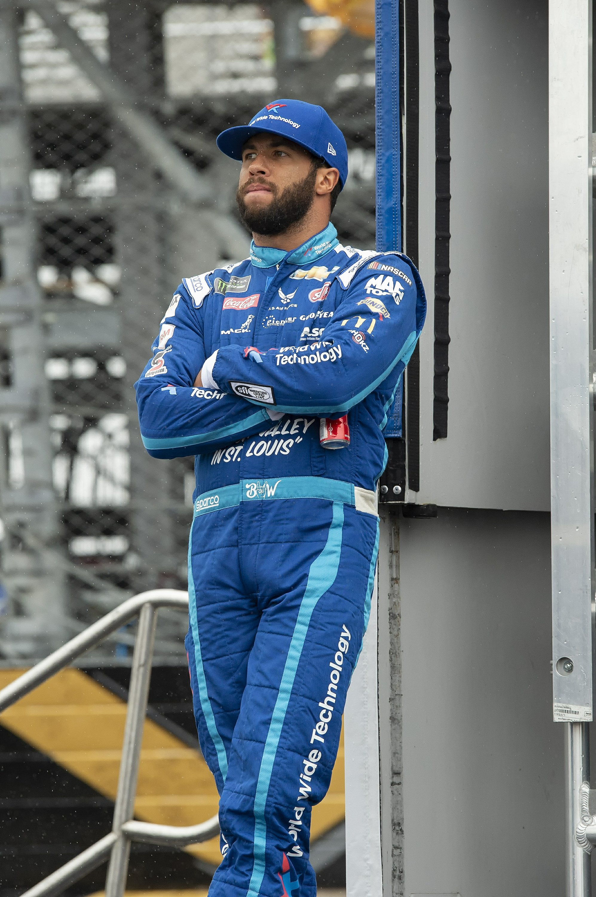 NASCAR's Bubba Wallace struggling with depression